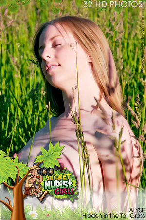 FREE PREVIEW Alyse Hidden in the Tall Grass