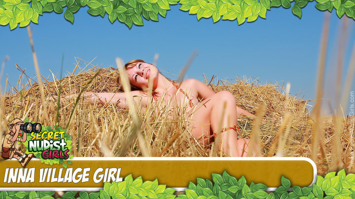 Inna in Inna Girl in the Hay - Play Video!